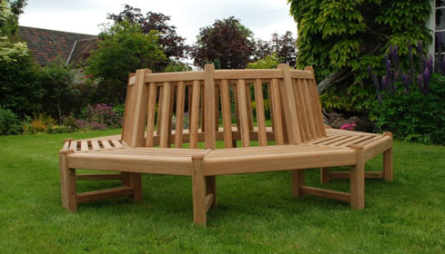 wood projects bench